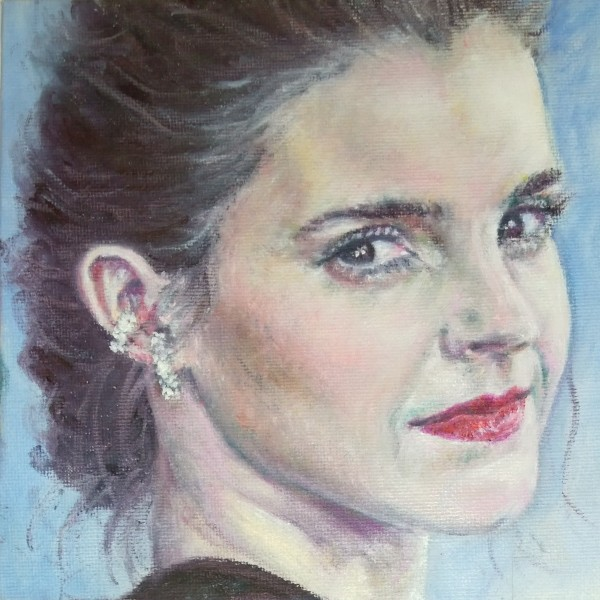 Emma Watson - Commission by Jill Cooper