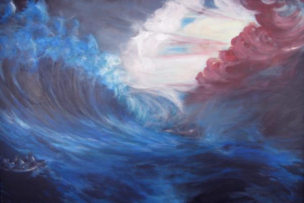 Battle in Blue by Jill Cooper