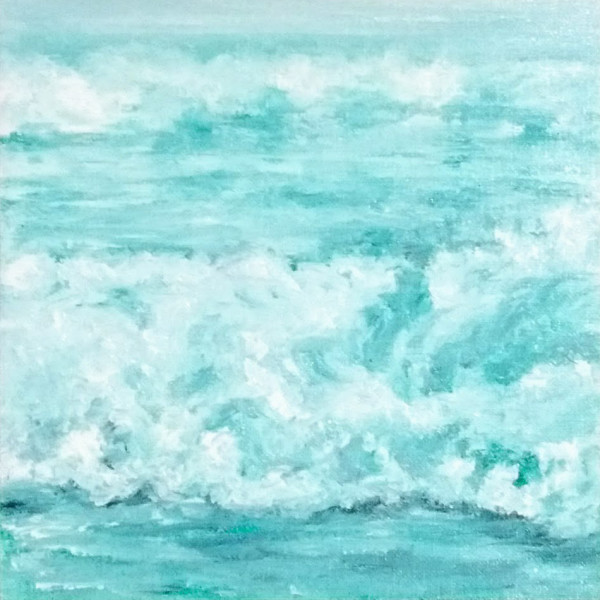 Pacific Splash by Jill Cooper