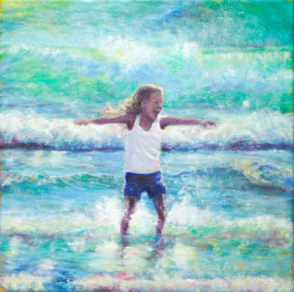 Summer Flying by Jill Cooper