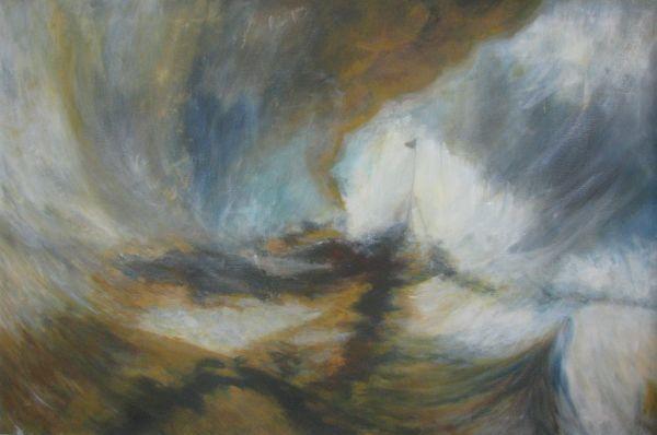 Turner Storm by Jill Cooper