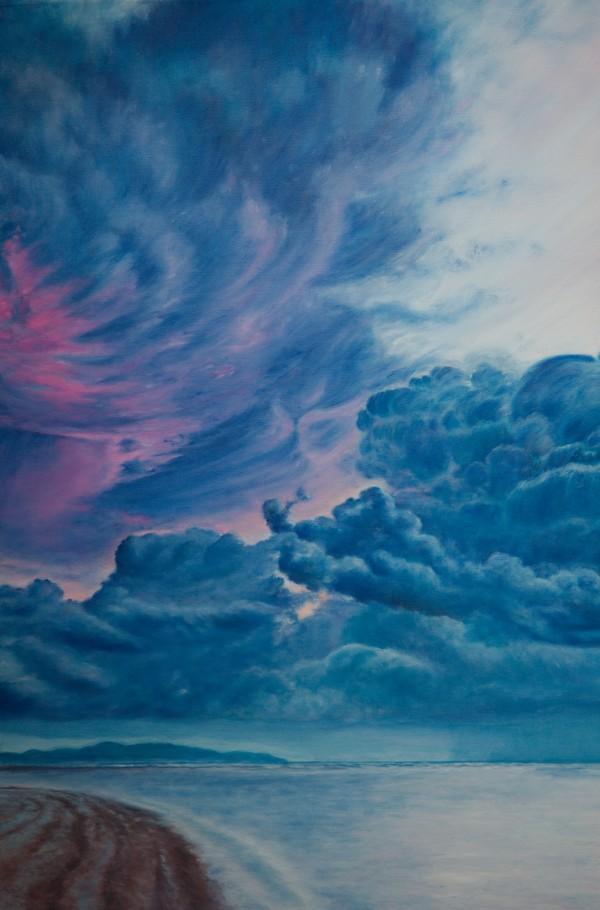 Breezy Blueberry Truffle by Jill Cooper