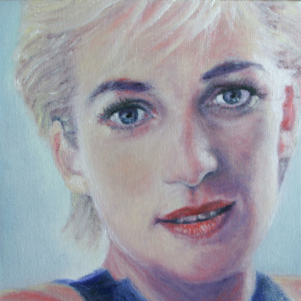 Lady Diana by Jill Cooper