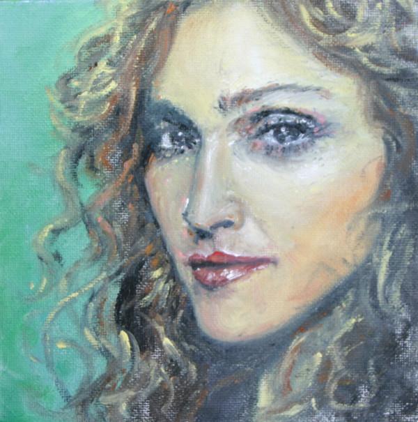 Madonna by Jill Cooper
