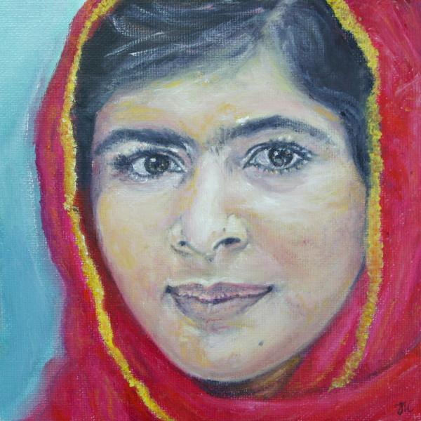 Malala by Jill Cooper