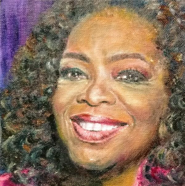 Oprah by Jill Cooper