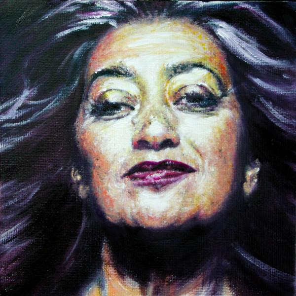 Zaha Hadid by Jill Cooper
