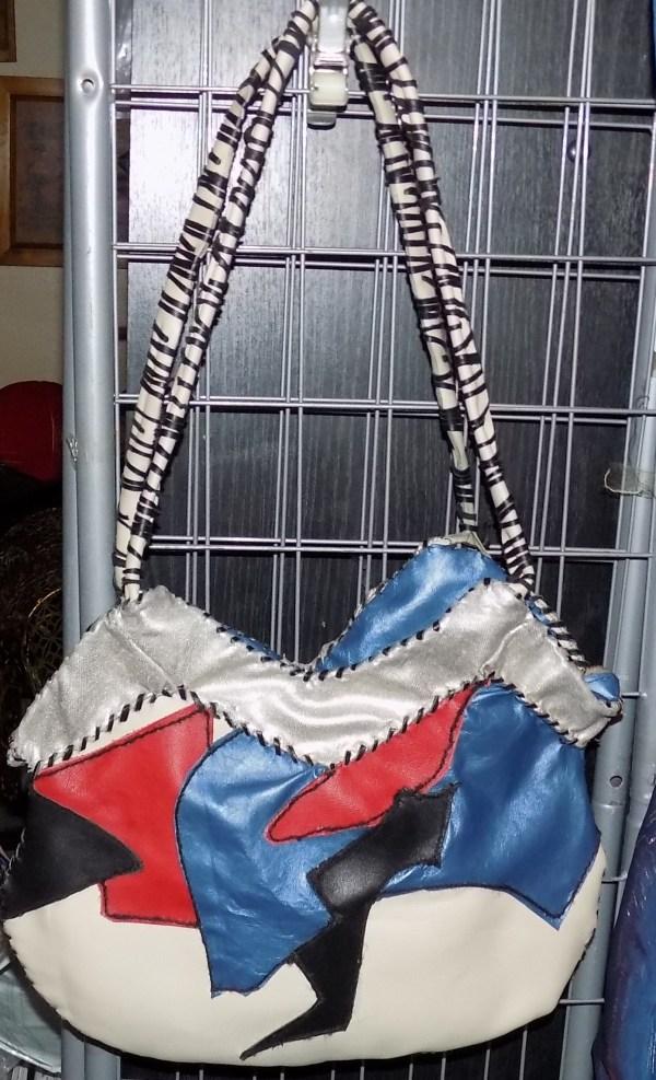 leather Shoulderbag by Annie Rich
