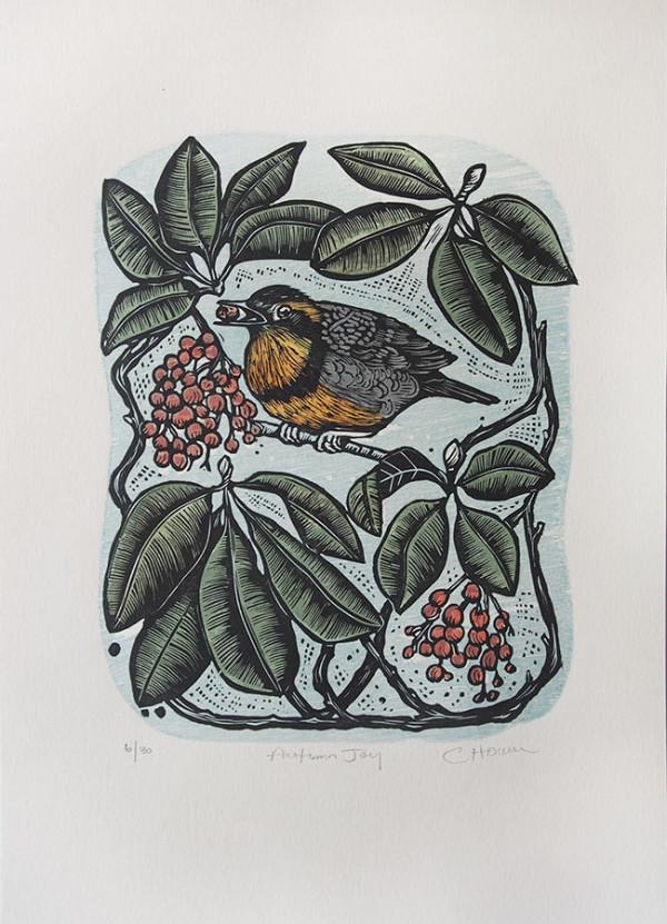 Autumn Joy by Carolyn Howse