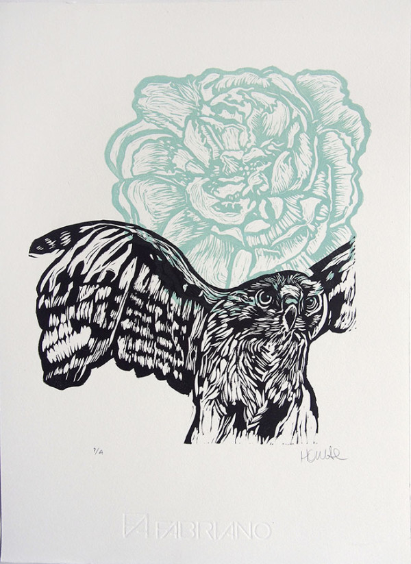 The Hawk by Carolyn Howse