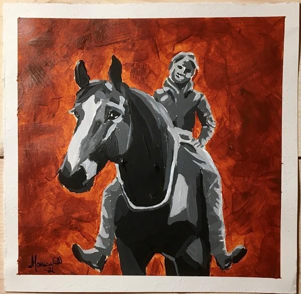9. Horsemanship by Monica Cecilie Nilsen