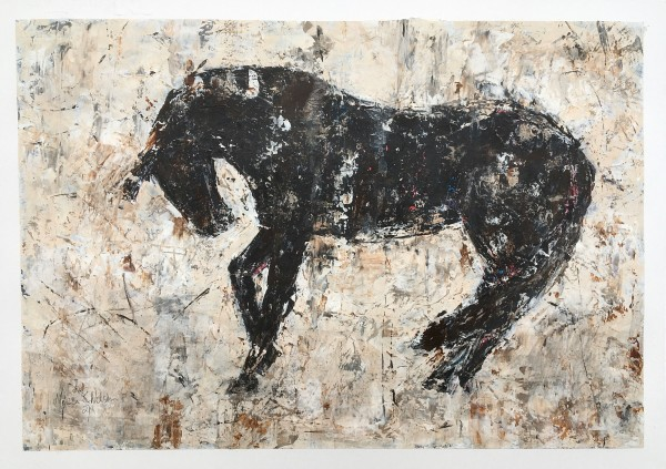 Free Spirit I by Monica Cecilie Nilsen