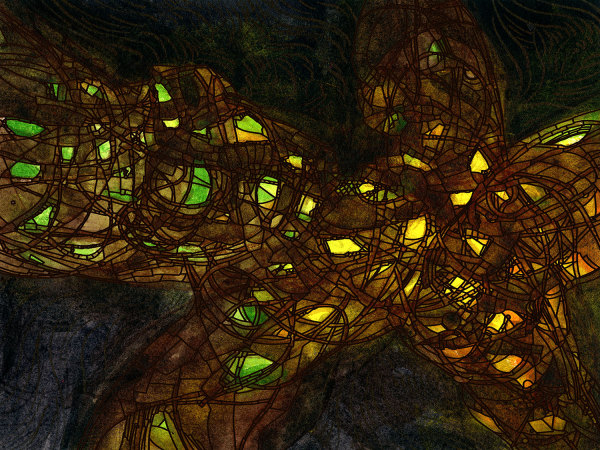 Internal Light by Bragino