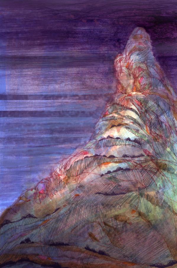 I am Mountain by Bragino