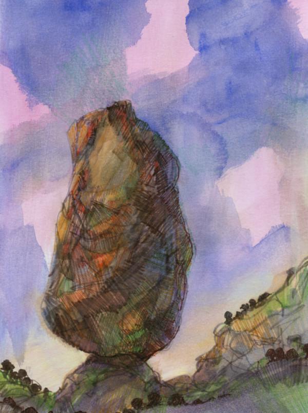 Embracing Balance by Bragino