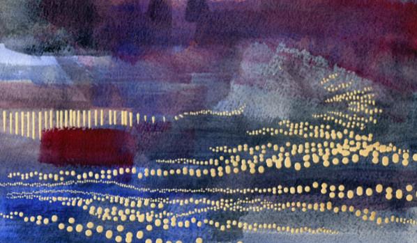 Celestial Waves by Bragino
