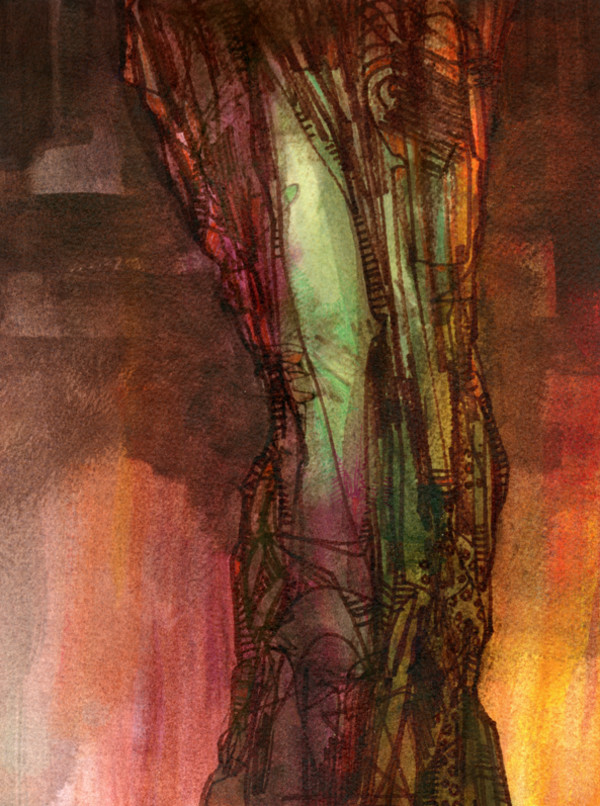 Celestial Passage by Bragino