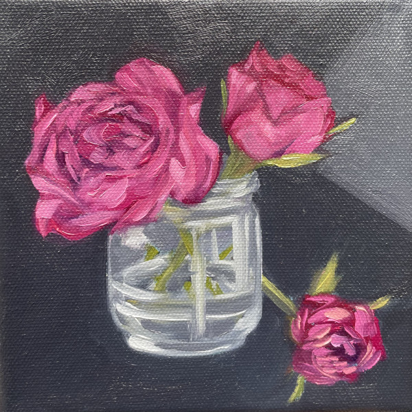 Three Roses by Lauren Ruch