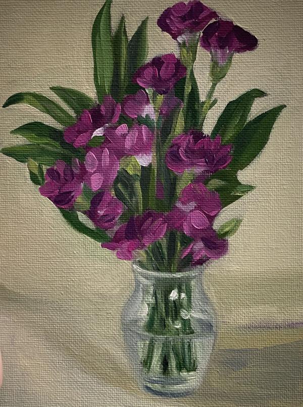 Dark Violet by Lauren Ruch