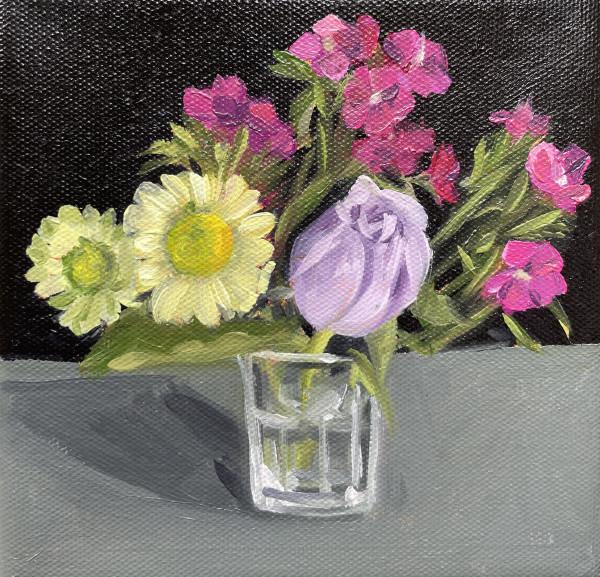Purple Rose by Lauren Ruch