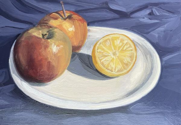 Lemony lemon by Lauren Ruch