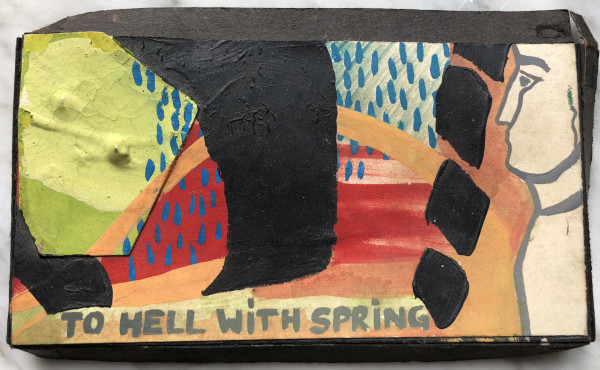 To Hell with Spring by Lauren Ruch