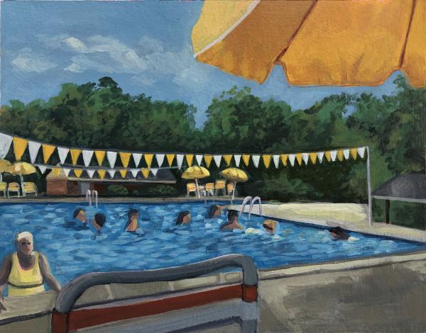 Summer Yellow by Lauren Ruch