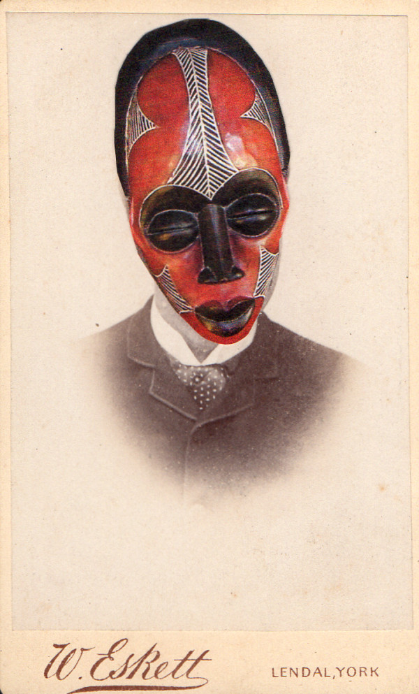 ARTHUR WAKEFIELD, ESQ. ('MASKS OF THE UNDEAD') by WeegeeWeegee