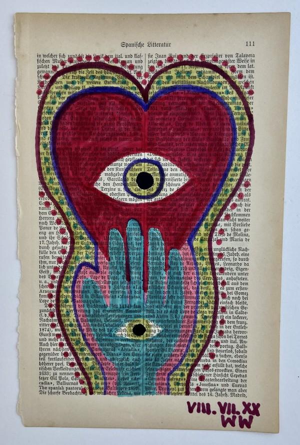 LOVE PROTECTION TALISMAN by WeegeeWeegee