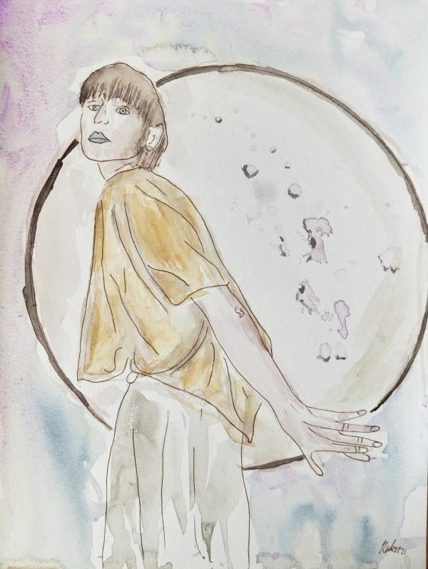 Moon Girl by Maku López