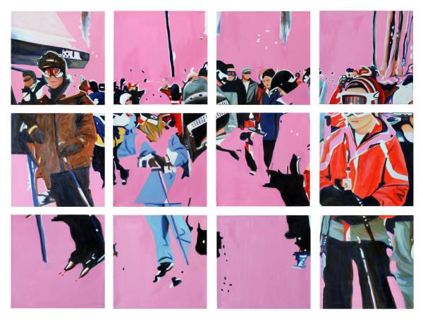 Ski Days by Suzy Kopf