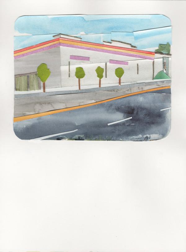 12. York Road Car House by Suzy Kopf