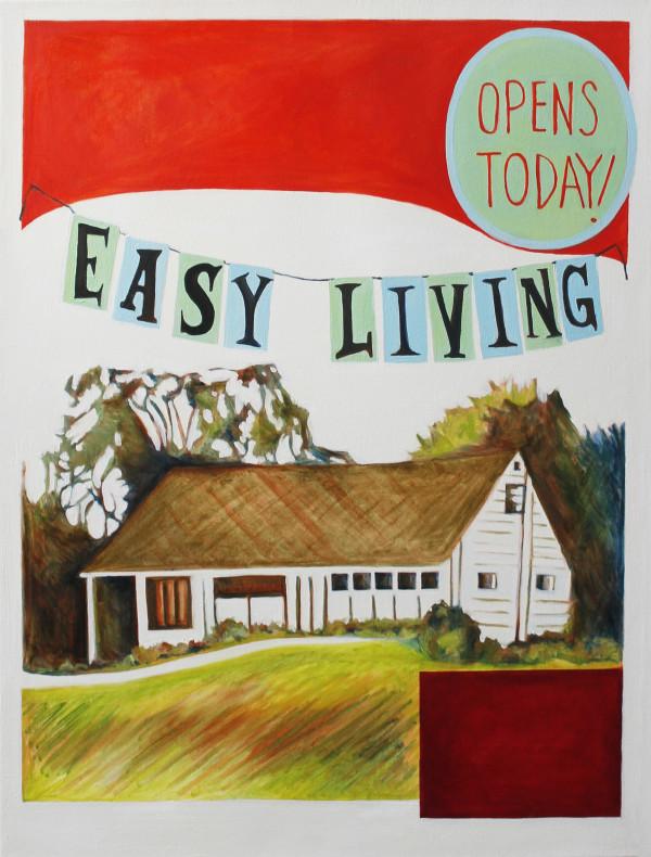 Easy Living by Suzy Kopf
