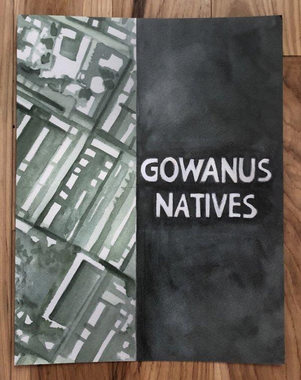 Gowanus Natives by Suzy Kopf