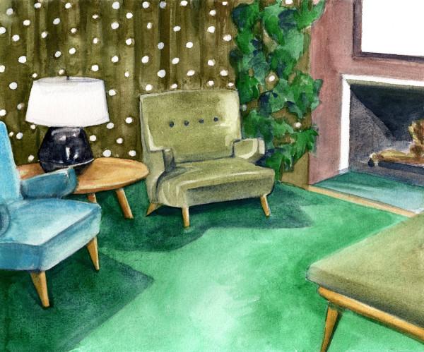 Interior Landscape 4 by Suzy Kopf