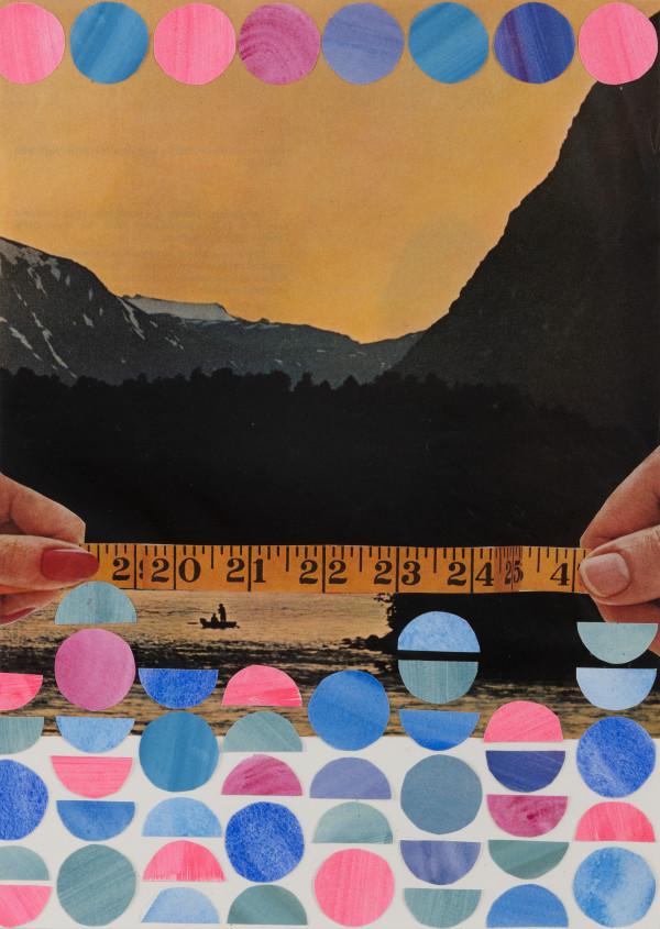 Measuring the Lake by Suzy Kopf