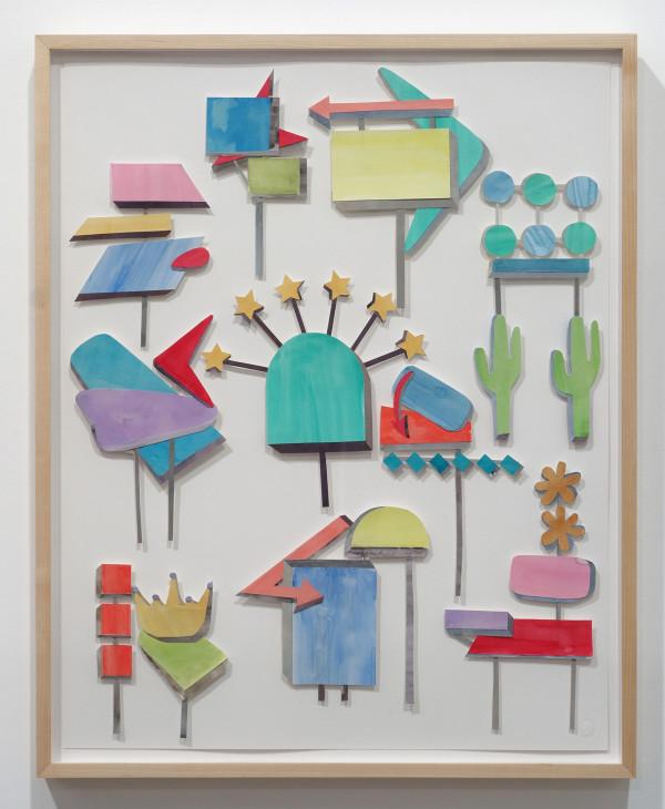 Signs IV by Suzy Kopf