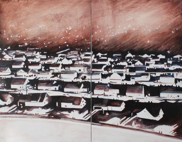Suburban Nocture by Suzy Kopf