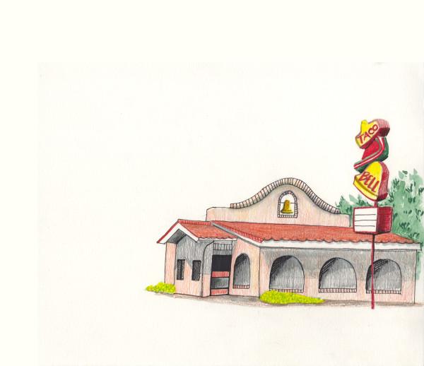 Taco Bell by Suzy Kopf