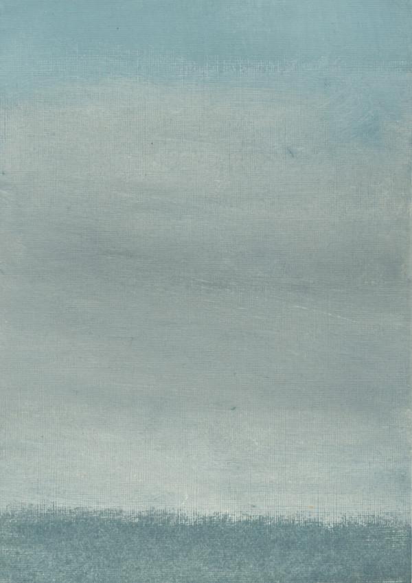 Study 13  (Horizon) by Claudia de Grandi