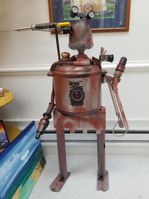 《战争机器人》作者:劳伦斯·杰·亚历克西斯