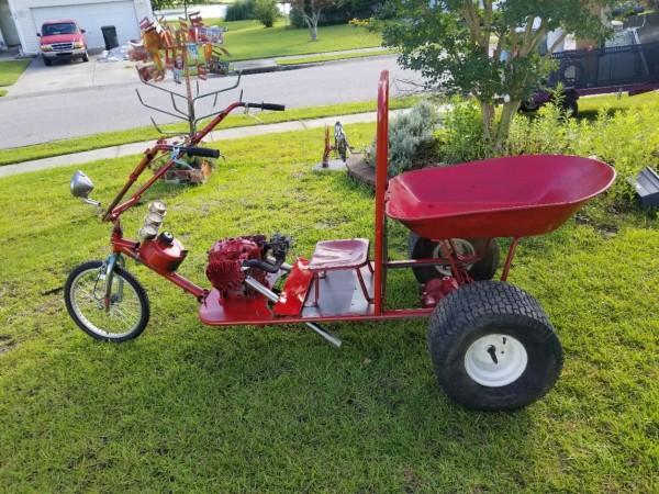 《红色三轮车》作者:劳伦斯·杰·亚历克西斯
