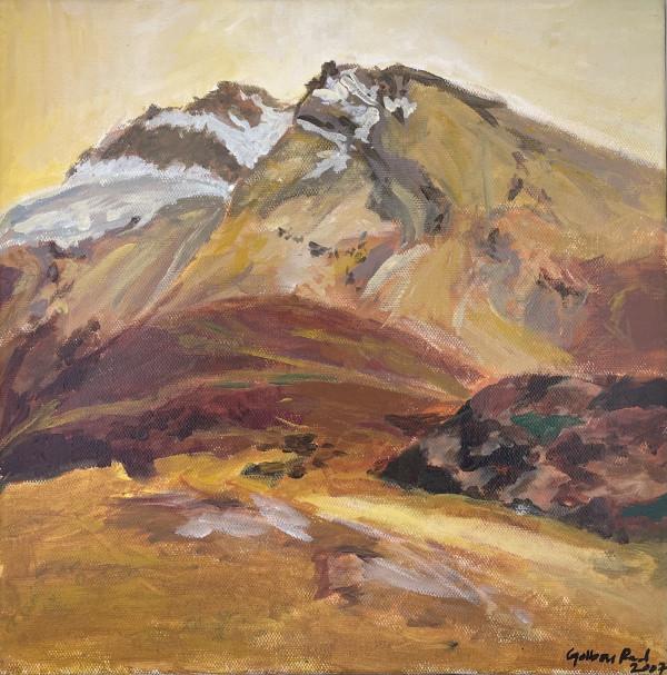 Master's Peak by Golbou Rad