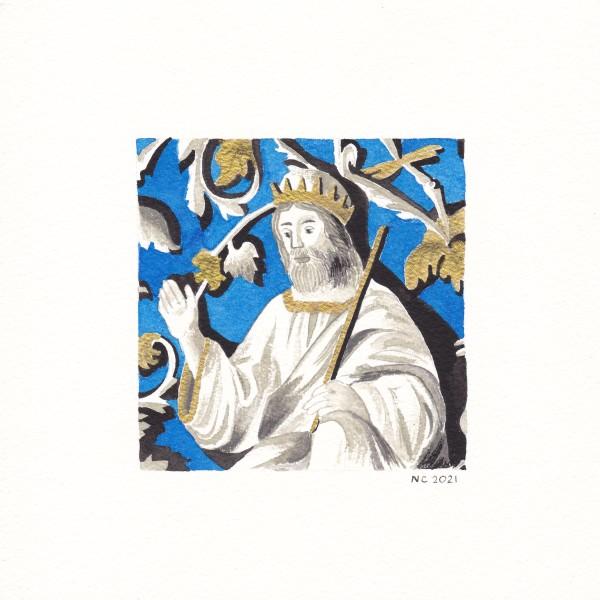 Mathusalem (Methuselah) by Nancy Cahuzac