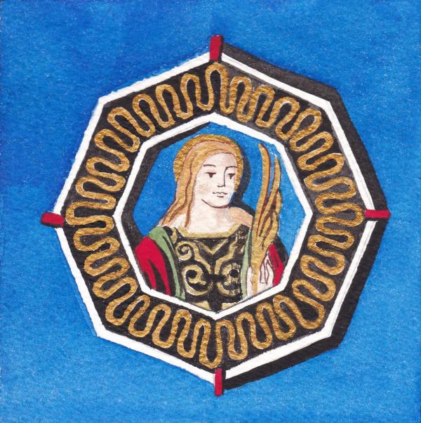 Sainte anonyme (Anonymous Saint) #2 by Nancy Cahuzac