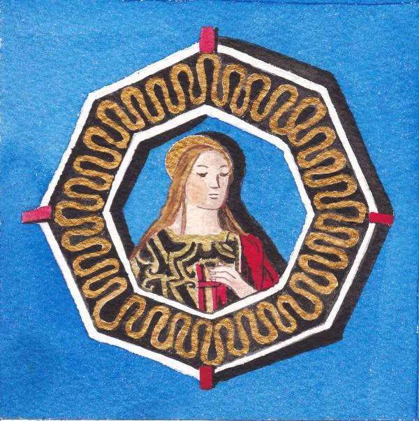 Sainte anonyme (Anonymous Saint) #3 by Nancy Cahuzac