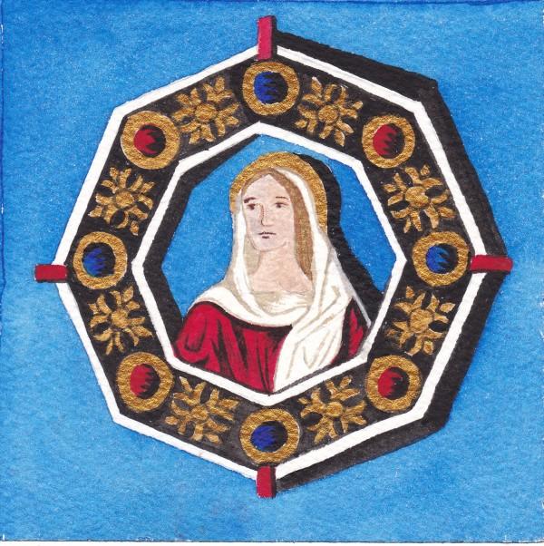 Sainte anonyme (Anonymous Saint) #4 by Nancy Cahuzac