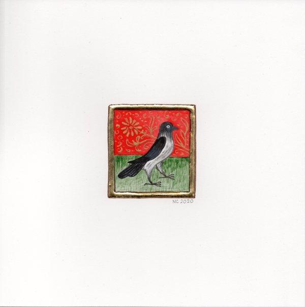 La Pie (The Magpie) by Nancy Cahuzac