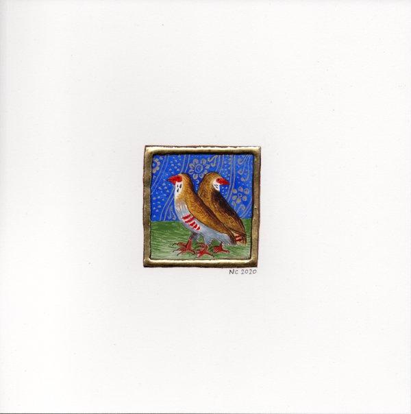 Les Perdrix (The Partridges) by Nancy Cahuzac