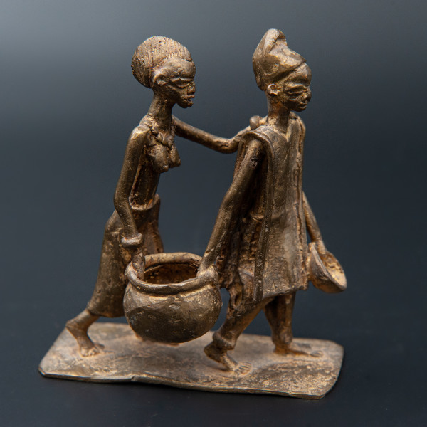 Mossi Water Carrier